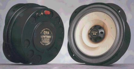 Lowther DX4 series