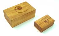 Cardas Tuning wood block,66x41x25 and 41x25x16