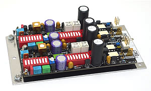 RIAA Phono Stage Amplifier module
